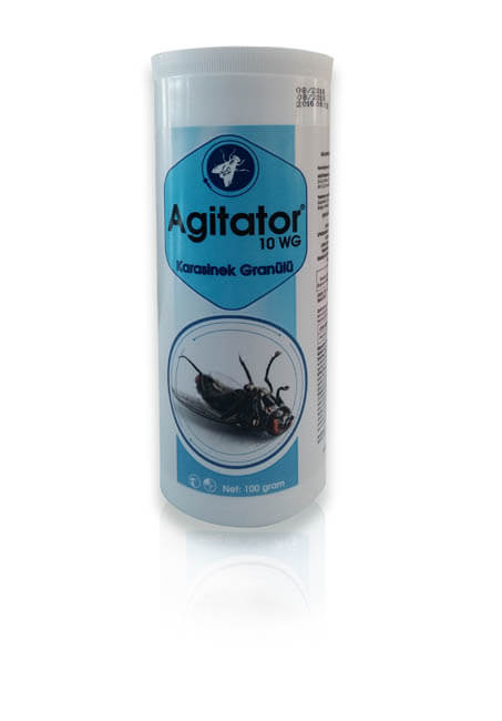 AGITATOR 10 WG